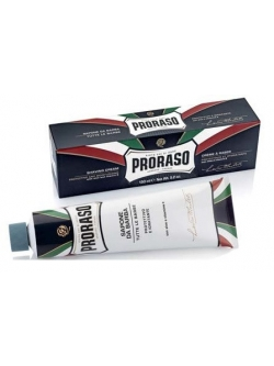 Крем для гоління Proraso shave cream tube protect, 400413, 150 мл