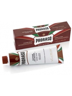 Крем для гоління Proraso shave cream tube nourish, 400412, 150 мл