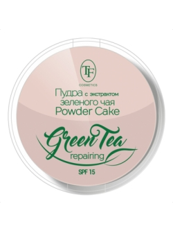 Пудра компактна ТР-16 Compact Powder Green Tea TF